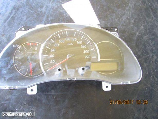 Quadrante / Conta-Quilómetros Nissan Micra K13