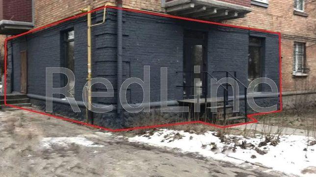 RedLine. Без % 50м2 Фасад, проходная локация