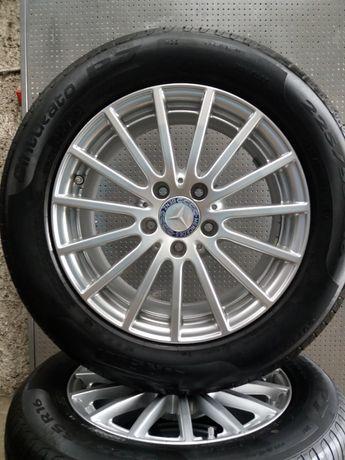 "Felgi aluminiowe 16"" cali 5x112 Audi Vw Skoda Seat Mercedes itp..."