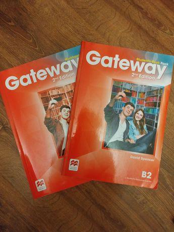 Gateway,  учебник и тетрадь
