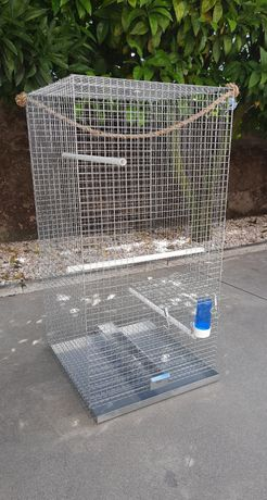 Gaiola para aves domésticadas