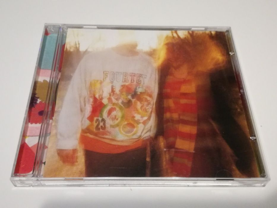 Four Tet Pause CD