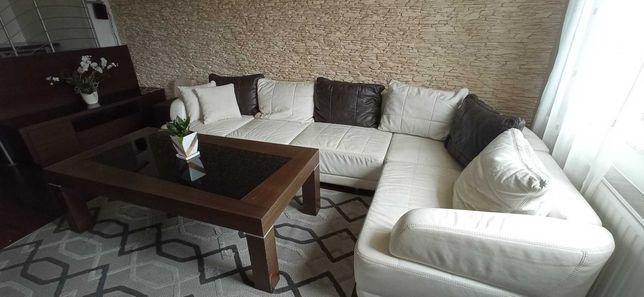 Duży Narożnik sofa Etap skóra