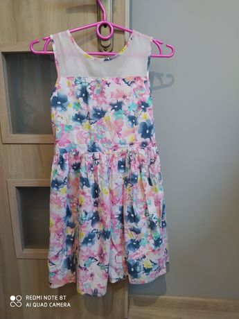 Sukienka H&M rozm 152