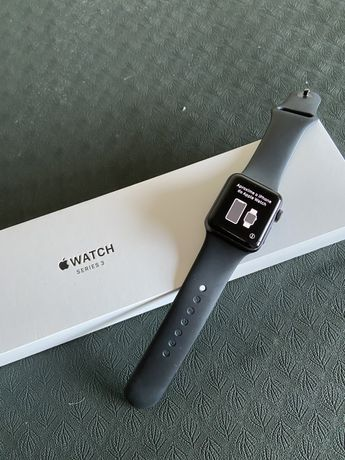 Apple Watch serie 3 muito pouco uso