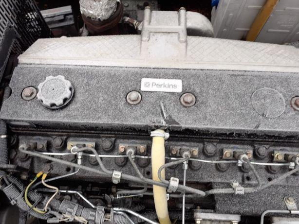 Silnik Perkins 6 cylindrów Turbo do koparki Ładowarki Kombajnu 103 kw