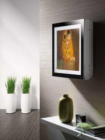 Кондиционер LG ARTCOOL Gallery (картина), Wi-Fi (модель 2021)