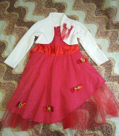 Нарядное платье для настоящей принцессы