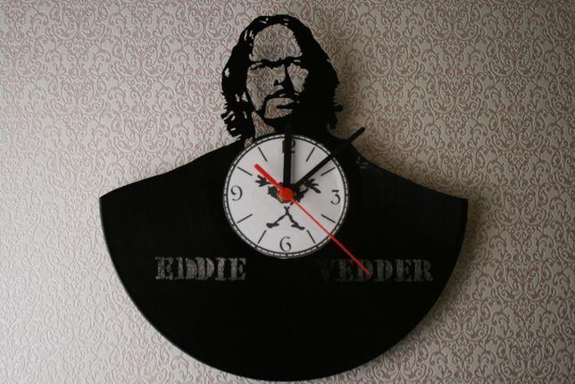 Relógio de Parede em Vinil de Eddie Vedder