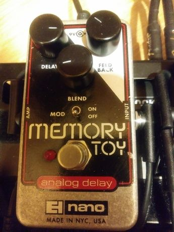 Electro Harmonix Memory Toy - Analog Delay