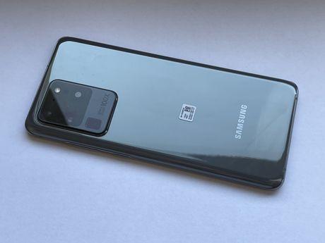 Samsung galaxy s20 ultra cosmic gray 128gb