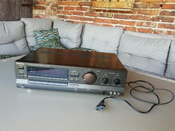 Amplituner Technics SA-GX230 stereo made in Japan