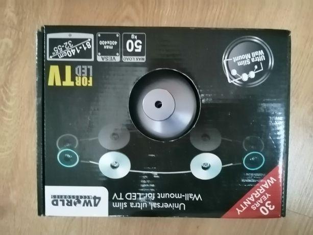 Uchwyt / wieszak linkowy do telewizora Ultra Slim