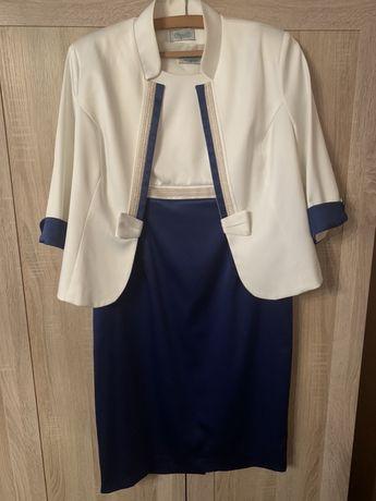 Sukienka okolicznosciowa 2w1