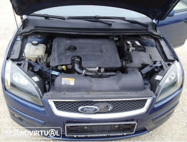 Motor Ford Fiesta Fusion Focus C-max 1.6Tdci 90cv HHJA HHJB HHDA HHJE GPDA GPDB GPDC