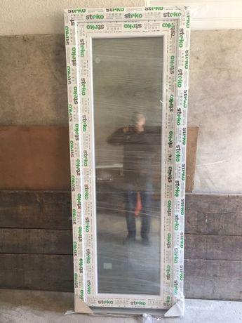 Нові металопластикові двері Steko 1897*714
