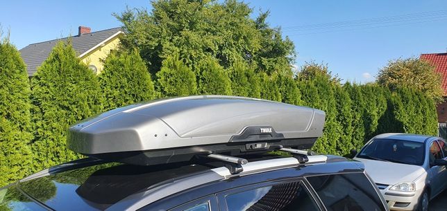 Thule Motion XT XL box dachowy szary połysk Okazja