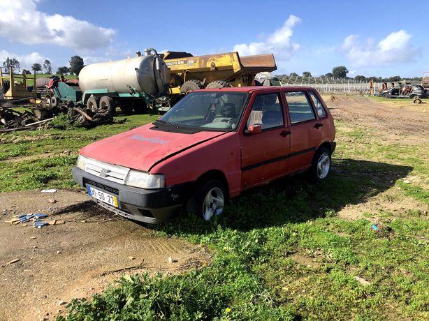 Inteiro ou as peças Fiat uno 1.7 turbo