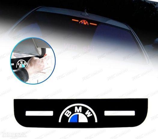 AUTOCOLANTE LOGO BMW PARA LUZ DE TRAVAO SÉRIE 3