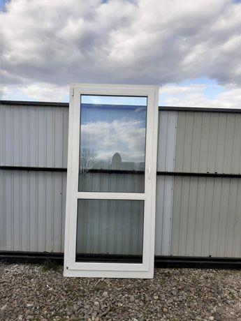 Drzwi okno balkonowe 100x210 z Niemiec 19 sztuk Dowóz cały kraj