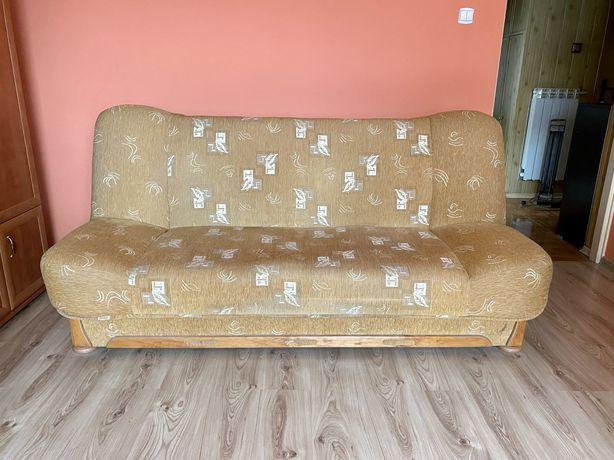 Sofa w kolorze piaskowym
