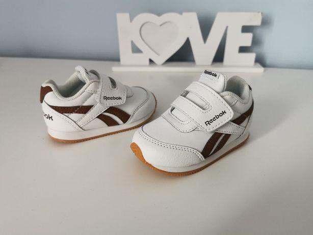 Buty dziecięce REEBOK ROYAL Rozmiar 19.5 NOWE