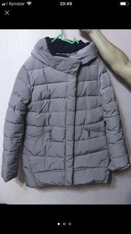 Зимняя куртка, xxl, 50, пуховик