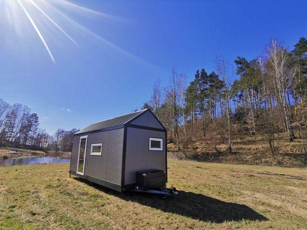 Tiny house domek mobilny