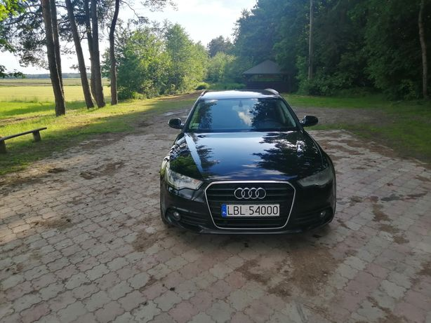 Audi a6 c7 2.0 173km