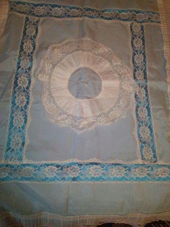 Poszewka na poduszkę do chrztu
