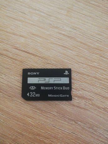Karta pamięci  sony PSP
