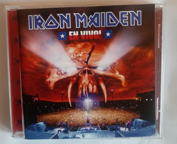 iron maiden en vivo