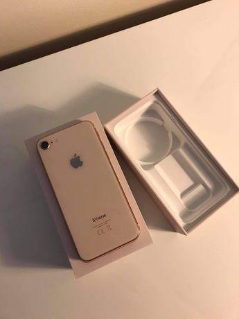 iPhone 8 Rose Gold #Gwarancja 03.21r.#