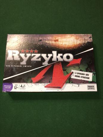 """Gra planszowa Ryzyko """"gra o podbój świata"""""""