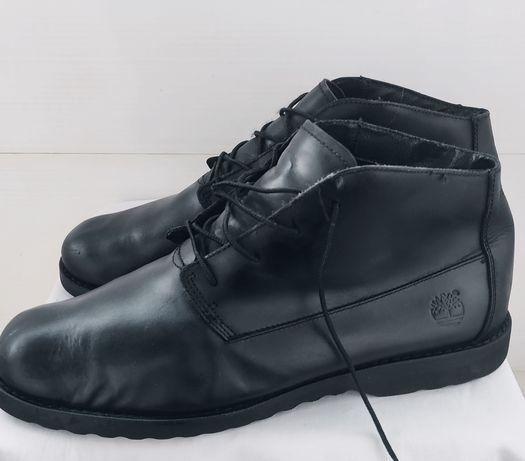 Ботинки кожаные Timberland ECCO Lowa Meindl original 45