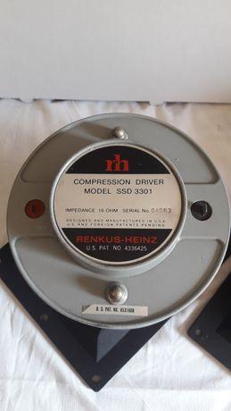 "Driver 2 "" SSD 3301  RENKUS HEINZ  2 szt"