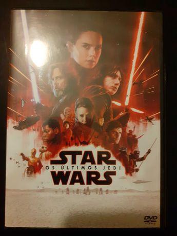 DVD: Star Wars - Os Últimos Jedi