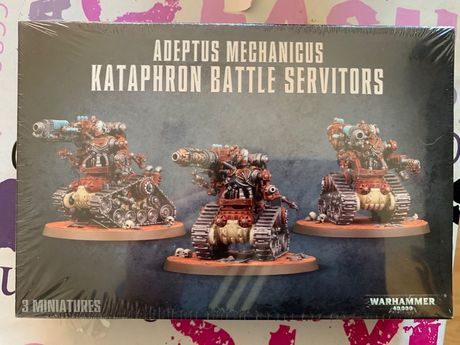 warhammer 40000 Adeptus Mechanicus