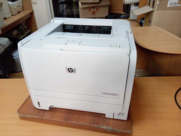 Лазерный принтер HP LaserJet P2035/P2055/P2055d