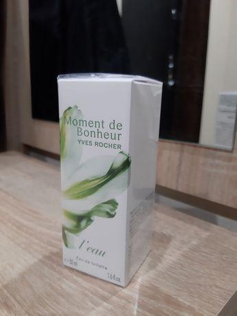 Туалетная вода Moment de Bonheur l'Eau  от Yves Rocher