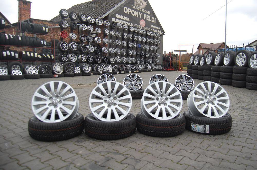 "Felgi aluminiowe 18"" 5x120 8"" ET42 OPEL BMW ITP."