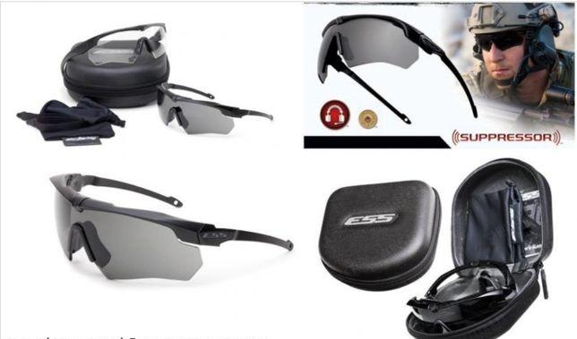 Тактические очки ESS Crossbow 2X