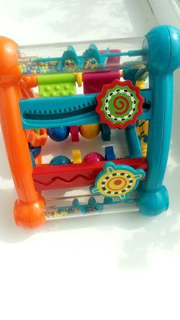 Іграшки з Америки!!! Infantino. Розвивалка.Дрібна моторика.