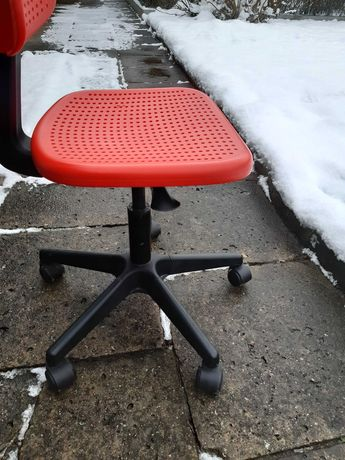 Krzesło obrotowe regulowana wysokość