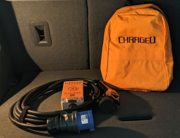 Зарядное устройство, зарядка Chevrolet Bolt, Hyundai Kona, Kia Niro