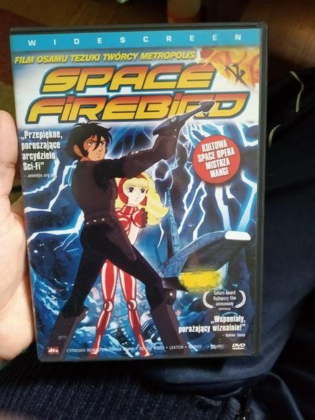 Anime Space Firebird