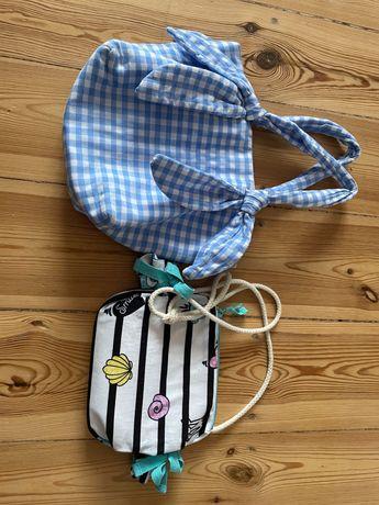 Dwie torebki dla dziewczynki