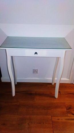 Konsola stolik biały mdf