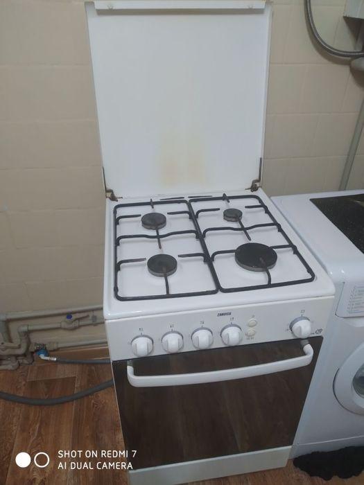 Продам газовую плиту Zanussi Одесса - изображение 1