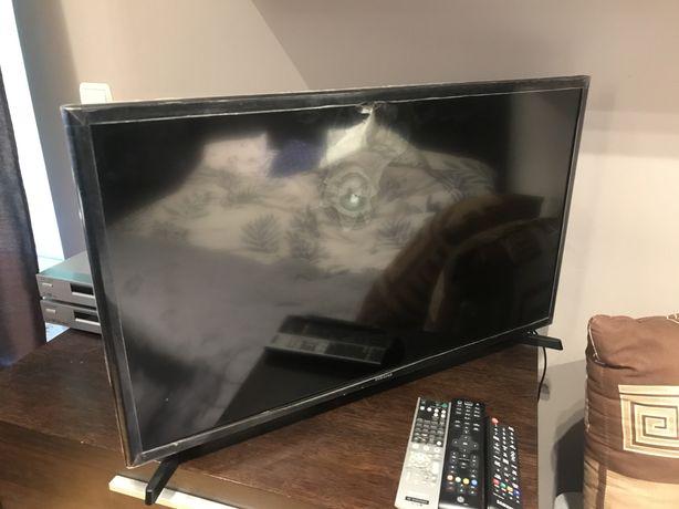 TELEWIZOR SAMSUNG UE32M5002AK 32 CALE. Rozbity ekran.